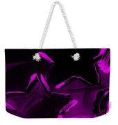 Max Two Stars In Purple Weekender Tote Bag