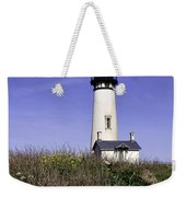 May At The Lighthouse Weekender Tote Bag