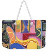 May Creativity Be A Blessing Weekender Tote Bag