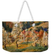 May In The Mountains Weekender Tote Bag