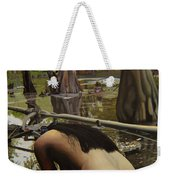 May Morning Arkansas River  2 Weekender Tote Bag