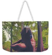 May Morning Arkansas River 5 Weekender Tote Bag by Thu Nguyen