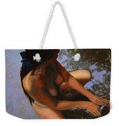 May Morning Arkansas River Weekender Tote Bag