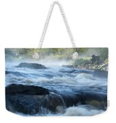 May Morning On The Pawcatuck Weekender Tote Bag