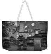 May They Rest In Peace Weekender Tote Bag