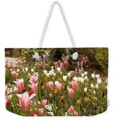 May Tulips Weekender Tote Bag