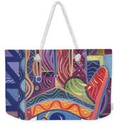 May You Realize Your Dreams Weekender Tote Bag