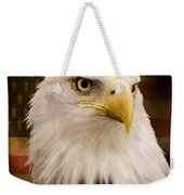 May Your Heart Soar Like An Eagle Weekender Tote Bag by Jordan Blackstone