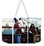Mayan Music Weekender Tote Bag