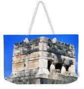 Mayan Ruins Weekender Tote Bag