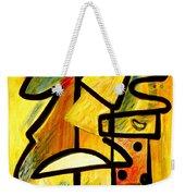 Mayan Weekender Tote Bag