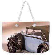 Maybach Car 5 Weekender Tote Bag
