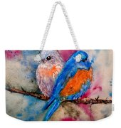 Maybe She's A Bluebird Weekender Tote Bag