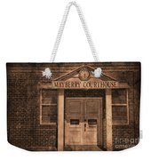 Mayberry Courthouse Weekender Tote Bag