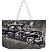 Mayberry Taxi Weekender Tote Bag