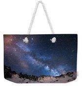 Mayflower Gulch Milky Way Weekender Tote Bag