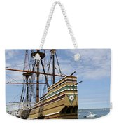 Mayflower II Weekender Tote Bag
