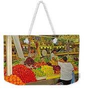 Mazatlan Centro Market-sinaloa Weekender Tote Bag