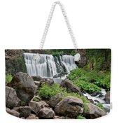 Mccloud Falls Weekender Tote Bag
