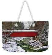 Mcconnells Covered Bridge Weekender Tote Bag