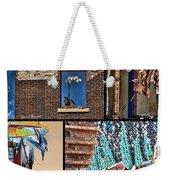 Mcdaid Collage Weekender Tote Bag