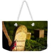 Mcgavock Confederate Cemetery Weekender Tote Bag