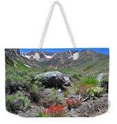 Mcgee Creek Wildflowers Weekender Tote Bag