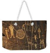 Mckee Ranch Petroglyphs Weekender Tote Bag