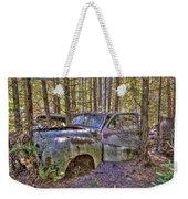 Mcleans Auto Wrecker - 3 Weekender Tote Bag