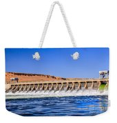 Mcnary Dam Weekender Tote Bag
