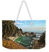 Mcway Falls Weekender Tote Bag by Adam Jewell