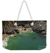 Mcway Into The Bay Weekender Tote Bag