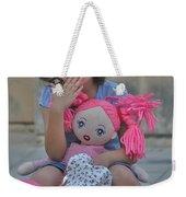Mdina Girl Weekender Tote Bag