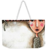 Me And My Birds Weekender Tote Bag