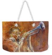 Me And My Trumpet Weekender Tote Bag