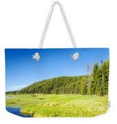Meadow And Forest Weekender Tote Bag