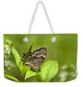 Meadow Butterfly Weekender Tote Bag