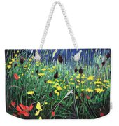 Meadow Glory Weekender Tote Bag
