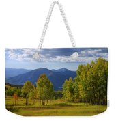 Meadow Highlights Weekender Tote Bag