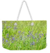 Meadow Lupine Weekender Tote Bag
