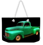 Mean Green - 48 Ford Weekender Tote Bag