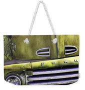 Mean Green Ford Truck Weekender Tote Bag