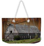 Measure Of Time Gone By Weekender Tote Bag