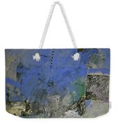 Meatier Illogical Cold Front Weekender Tote Bag by Cliff Spohn