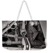 Mechanicals Bw Weekender Tote Bag