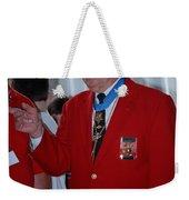 Medal Of Honor Recipient Weekender Tote Bag