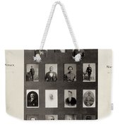 Medal Of Honor Recipients Weekender Tote Bag