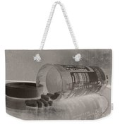 Medication 5 Weekender Tote Bag