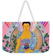 Medicine Buddha 1 Weekender Tote Bag