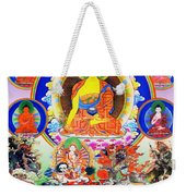 Medicine Buddha 12 Weekender Tote Bag